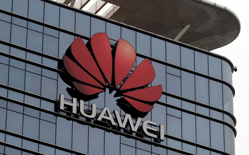 Huawei is the apparent target of Donald Trump's executive order - REUTERS