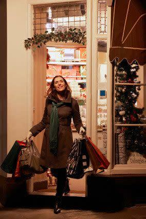 """The """"official"""" start to the holiday shopping season is Black Friday, with a staggering number of deals available on everything from jeans to video games to tablets. But Brent Shelton, spokesperson for the coupon site <a href=""""http://www.fatwallet.com/"""" rel=""""nofollow noopener"""" target=""""_blank"""" data-ylk=""""slk:Fat Wallet"""" class=""""link rapid-noclick-resp"""">Fat Wallet</a>, says if you hold out, you may find even better discounts: Stores have recently started offering """"12 Days of December"""" promotions. Considering the average American spends about $750 on holiday gifts (<a href=""""http://www.nrf.com/modules.php?name=News&op=viewlive&sp_id=1438"""" rel=""""nofollow noopener"""" target=""""_blank"""" data-ylk=""""slk:thank you, National Retail Federation"""" class=""""link rapid-noclick-resp"""">thank you, National Retail Federation</a>), doing your research (e.g., looking online before you go to the store) and waiting until after Thanksgiving weekend could make your number much lower."""
