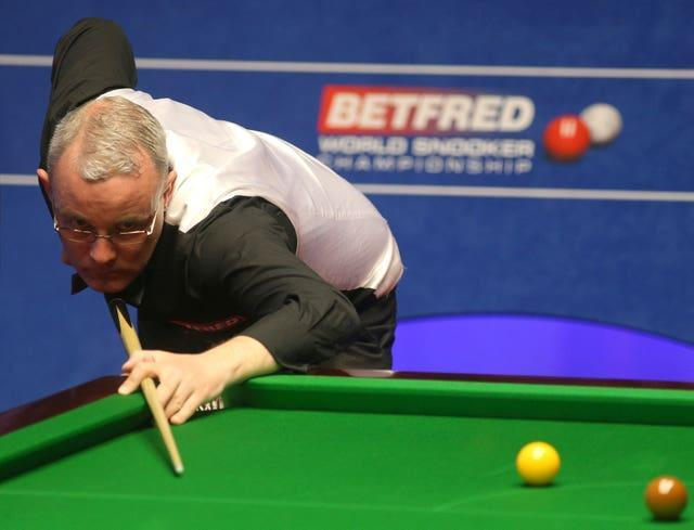 2019 Betfred Snooker World Championship – Day One – The Crucible