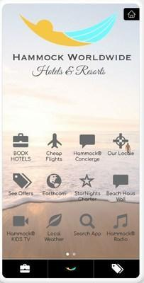 Download the new Hammock Hotels & Resorts app. Available on the iOS App Store and Google Play Store. Search and Book your Staycation Getaway at GoHWW.com.