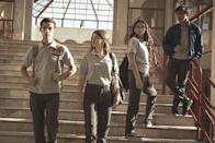 """<p>In Netflix's first-ever Arabic original series, a group of teenagers unexpectedly come face to face with a supernatural threat while on a class trip to the ancient city of Petra in Jordan. When that threat becomes deadly, they must take it upon themselves to stop the spiritual force from killing others. <a href=""""http://www.whats-on-netflix.com/news/jinn-season-2-netflix-renewal-status-release-date/"""" class=""""link rapid-noclick-resp"""" rel=""""nofollow noopener"""" target=""""_blank"""" data-ylk=""""slk:It's unlikely that we'll get a second season"""">It's unlikely that we'll get a second season</a> of this one, but the first season is definitely worth a watch. </p> <p><a href=""""http://www.netflix.com/title/80220816"""" class=""""link rapid-noclick-resp"""" rel=""""nofollow noopener"""" target=""""_blank"""" data-ylk=""""slk:Watch Jinn on Netflix now"""">Watch <strong>Jinn</strong> on Netflix now</a>.<br></p>"""