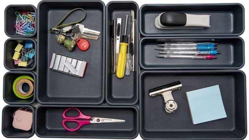 Say goodbye to your junk drawer.