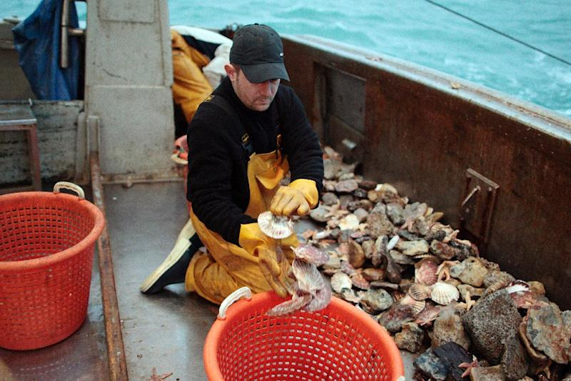The future of fishing in the English Channel area is uncertain after Britain leaves the EU