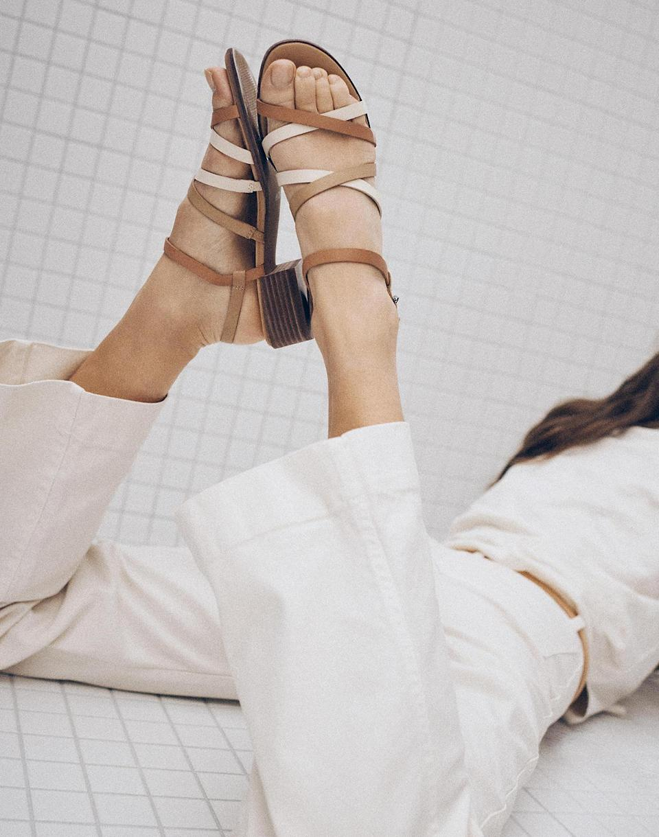 """<br> <br> <strong>Madewell</strong> The Lori Sandal in Colorblock Leather, $, available at <a href=""""https://go.skimresources.com/?id=30283X879131&url=https%3A%2F%2Fwww.madewell.com%2Fthe-lori-sandal-in-colorblock-leather-AH728.html"""" rel=""""nofollow noopener"""" target=""""_blank"""" data-ylk=""""slk:Madewell"""" class=""""link rapid-noclick-resp"""">Madewell</a>"""