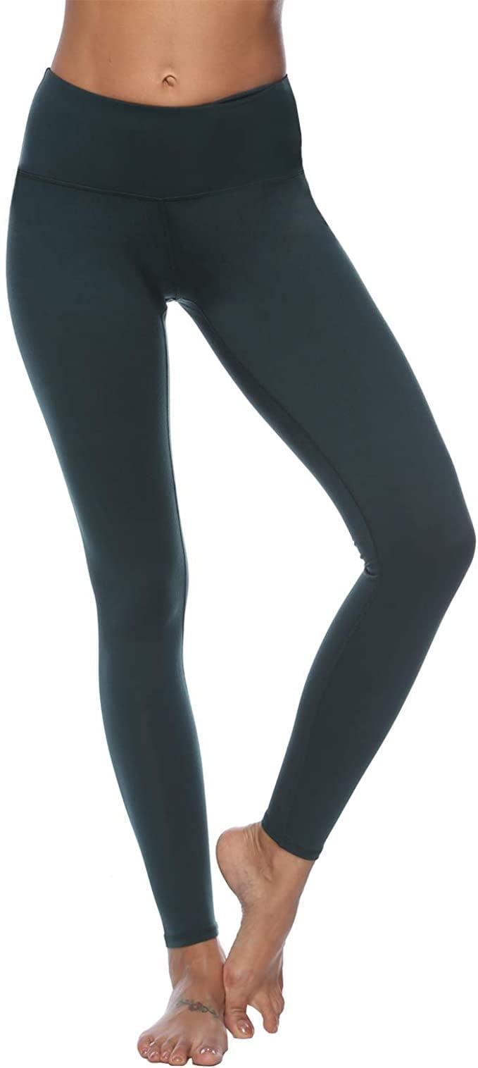 <p>These moisture-wicking <span>RURING High Waist Tummy Control Workout Leggings</span> ($16) will help keep you cool. Some of the styles have cute mesh detailing that we love. </p>