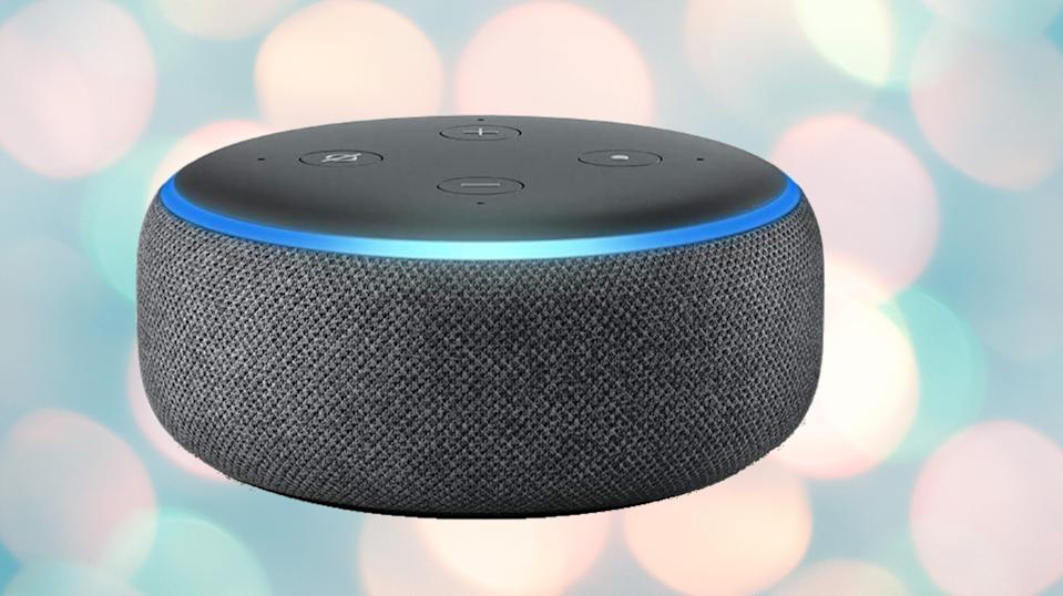 It's not Prime Day yet...but you can grab this primo deal on a Dot right now. (Photo: Amazon)