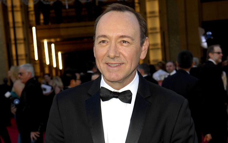 **ARQUIVO**LOS ANGELES, EUA, 28.02.2011: O ator Kevin Spacey durante cerimonia do Oscar 2011, em Los Angeles, EUA. (Foto: Perfect Picture/Imago/Fotoarena/Folhapress)