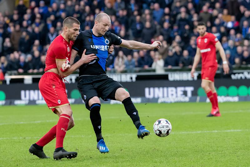 Coupe de Belgique, finale : le Royal Antwerp prive Bruges du doublé