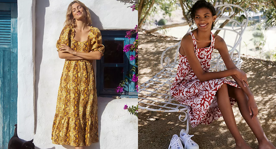 This weekend, tahe and extra 40% off on all sale styles at Anthropologie.