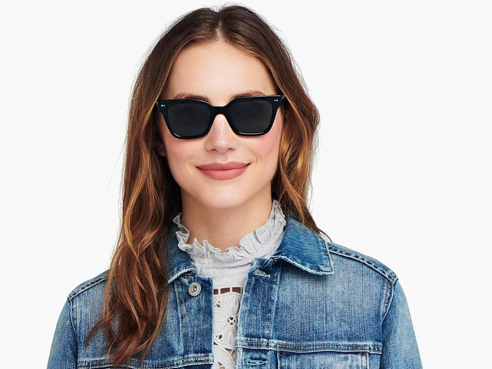 <p>You can't go wrong with these <span>Warby Parker Beale Sunglasses</span> ($95). They look good on everyone, and you can even get polarized or prescription lenses.</p>