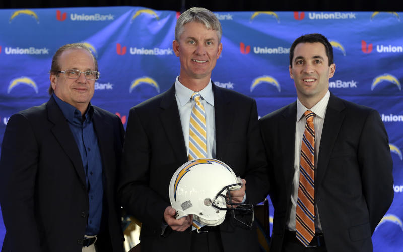 Mayor: At least 1 more year of San Diego Chargers