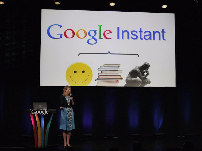 Now you have to type more as Google just killed off Instant