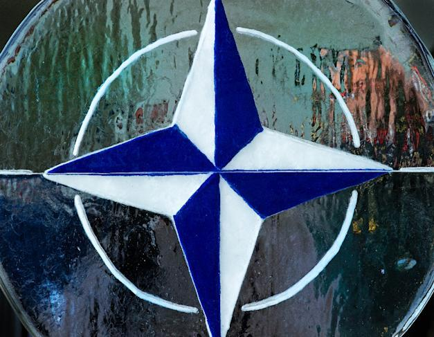In 2014, only three European countries -- Estonia, Greece and Britain -- spent at least two percent of their GDP on defense, the target set by NATO (AFP Photo/Paul J. Richards)
