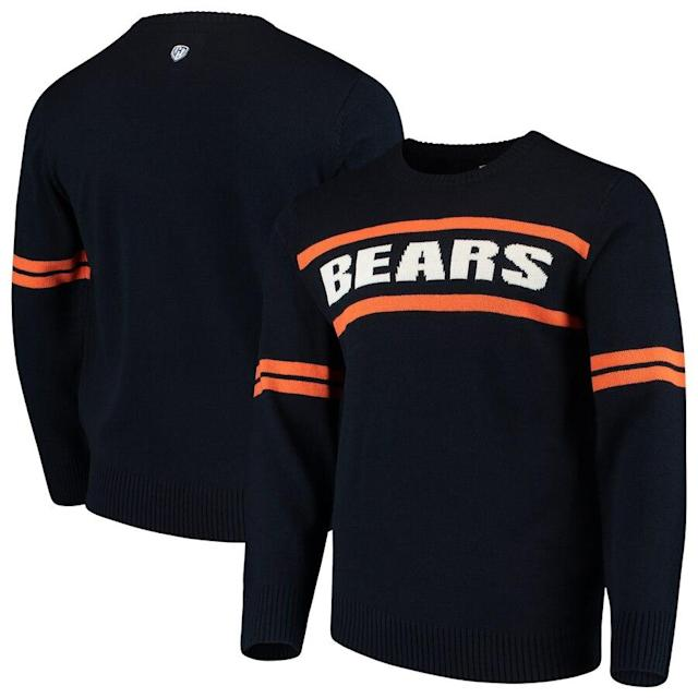 Men's Chicago Bears Crewneck Sweater