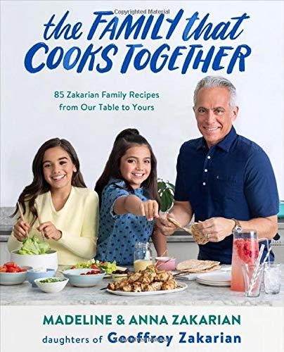 """The Family That Cooks Together,"" by Madeline & Anna Zakarian (Amazon / Amazon)"