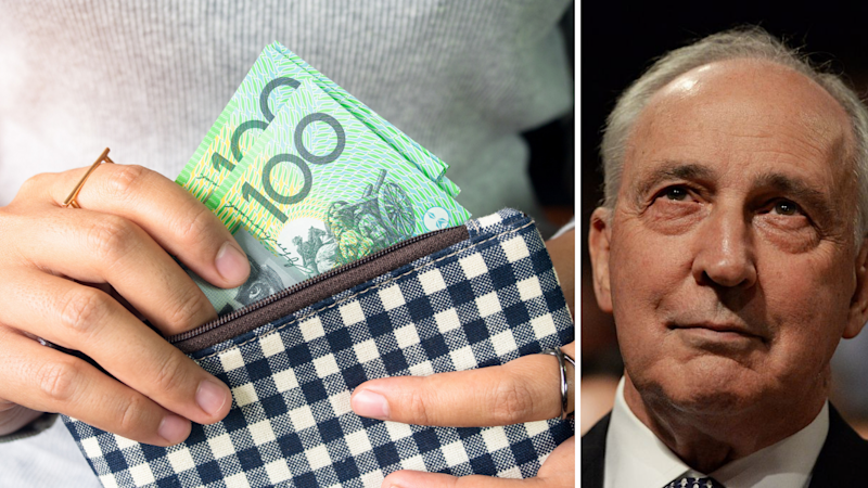 Paul Keating thinks the government is ruining superannuation. Source: Getty