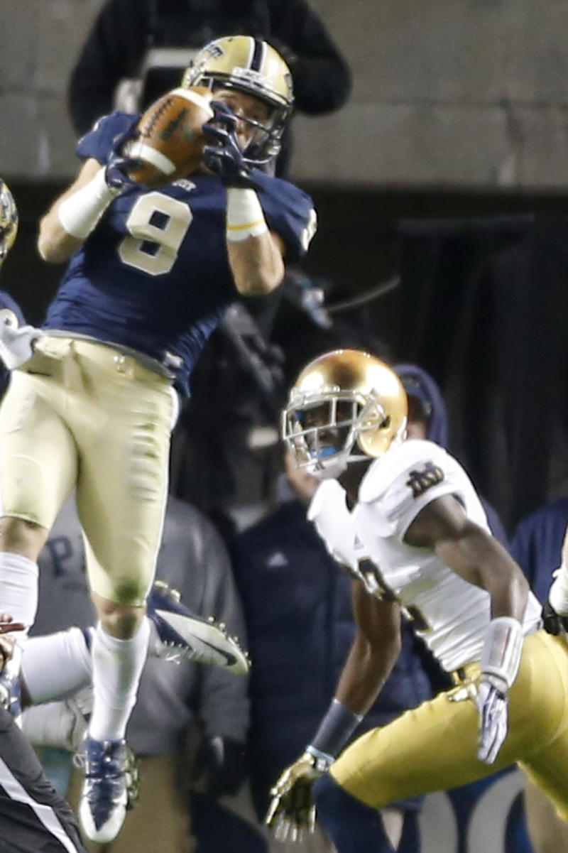 Panthers keep low profile after Notre Dame upset