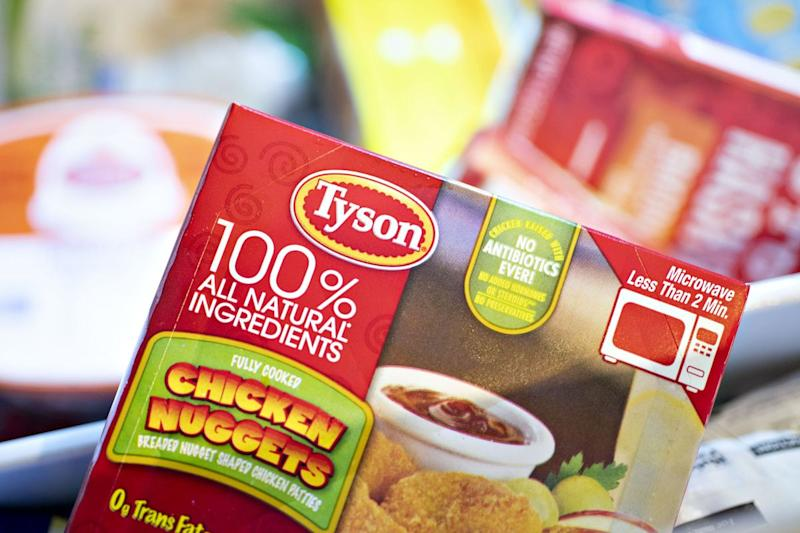 Tyson Has Agreed To Buy Chicken Nugget Maker Keystone For 25 Billion