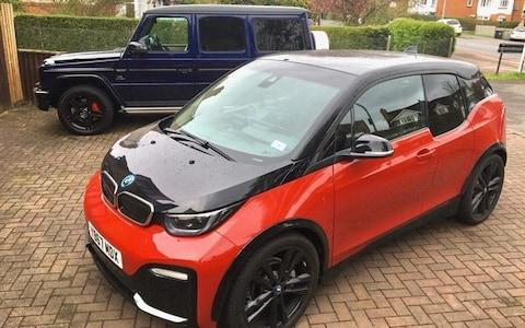 bmw i3S L/T kyle fortune 130418