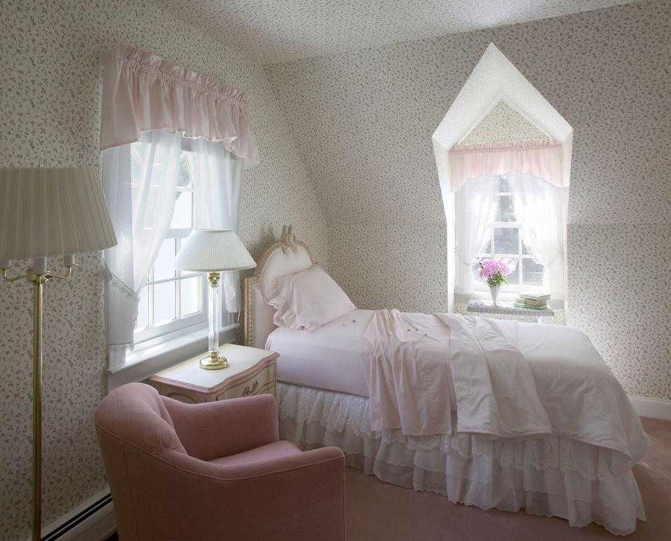 <p>Granted, just about everything in the 80s was ruffled, from curtains to skirts. But the ruffled bedskirts? That's true turn-of-the-century fashion. Now, beds tend to opt for minimalist, chic bedskirts — or none at all. </p>