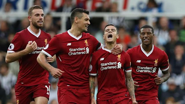 Philippe Coutinho's superb opening goal was not enough to earn Liverpool three points as they were held to a 1-1 draw by Newcastle United.