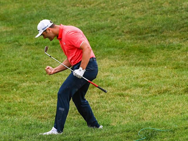 Jon Rahm's two-stroke penalty didn't hurt his final result, but it crushed one DraftKings bettor for a $150,000 loss.