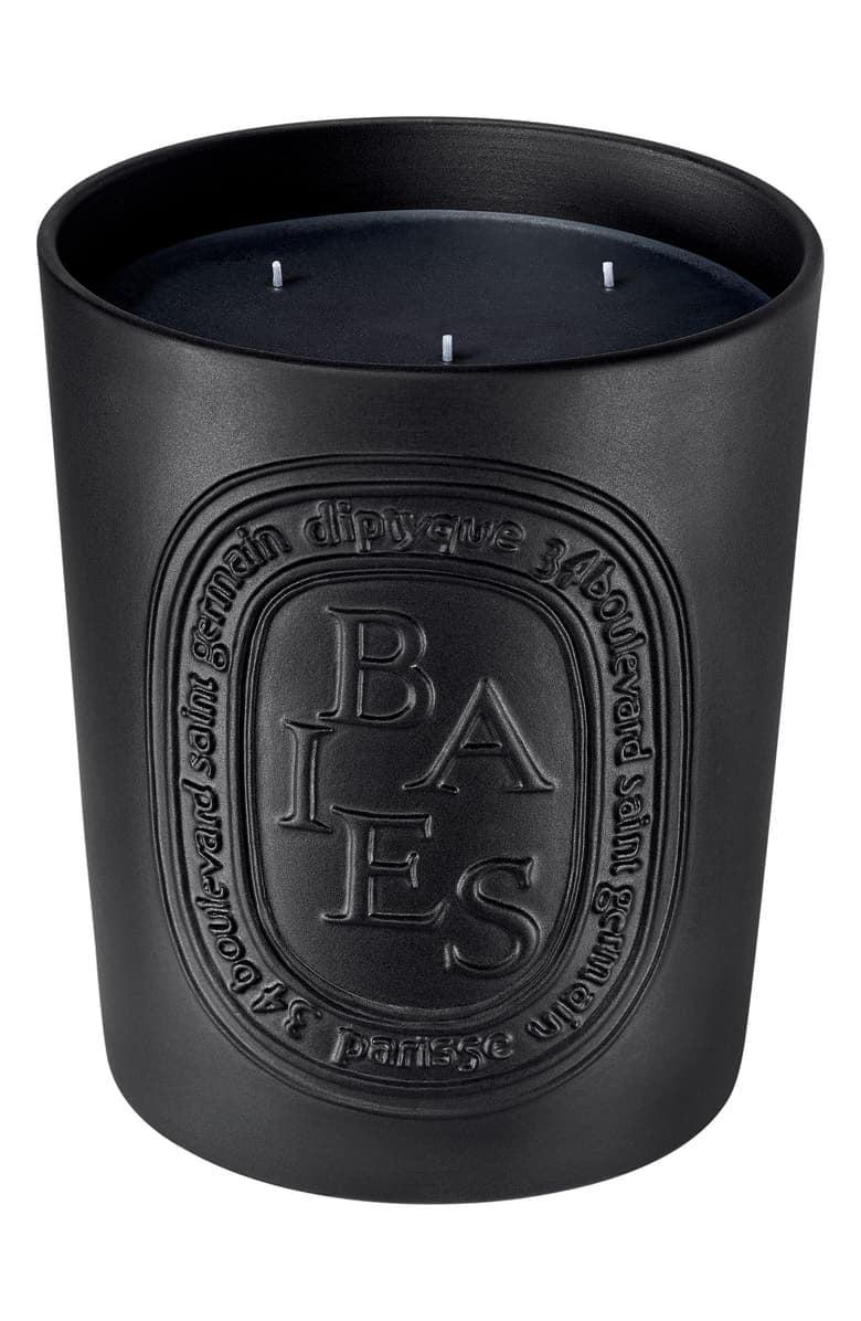 <p>This <span>Diptyque Baies/Berries Candle</span> ($185) smells like heaven.</p>
