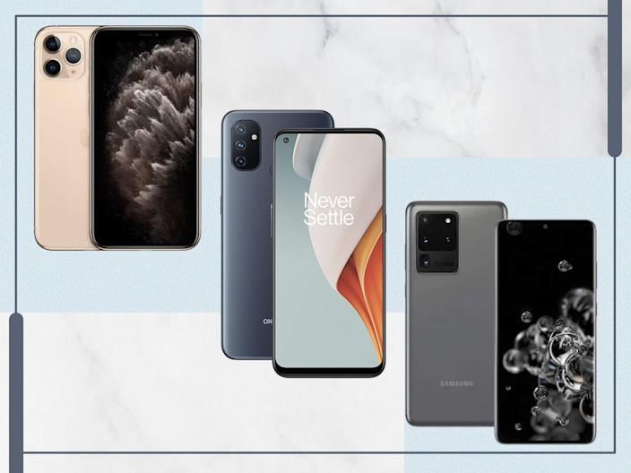 <p>A key decision when weighing up options is choosing the phone operating system</p> (iStock/The Independent)