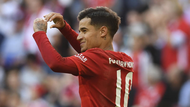 'High-flying Liverpool don't surprise me' - Coutinho insists he has no regrets over Anfield departure