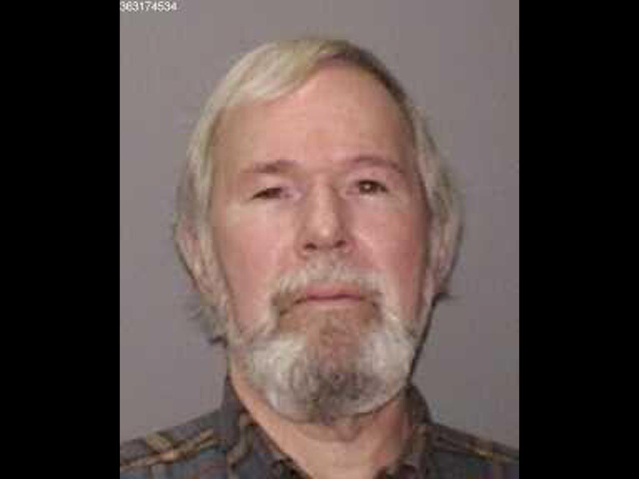This undated photo provided by the New York State Police shows Kurt R. Meyers, the man being sought in connection with the shooting of six people in two incidents in upstate New York, Wednesday, March 13, 2013. Authorities said guns and ammunition were found inside Meyers' Mohawk, N.Y., apartment after emergency crews were sent to put out a fire there Wednesday morning. Soon after, two people were fatally shot and two others wounded at John's Barber Shop, around the corner from the apartment, police said. The second shooting happened about a mile away in Herkimer, where two people were killed at Gaffey's Fast Lube and Car Wash. (AP Photo/New York State Police)