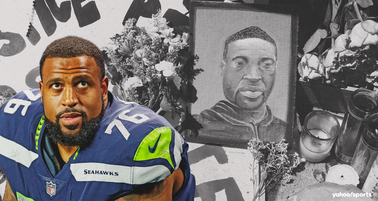 The death of George Floyd spurs outcry among NFL stars, with many channeling Colin Kaepernick's message
