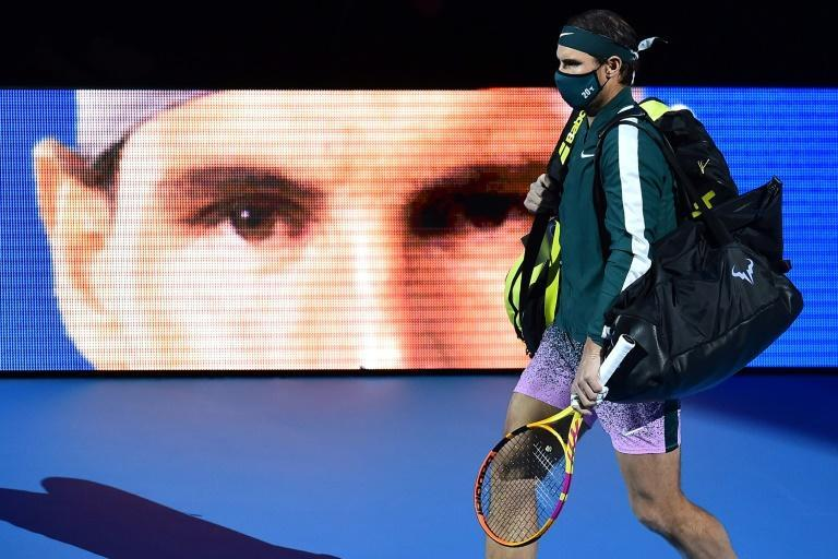 Spain's Rafael Nadal has never won the ATP Finals