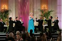 <p>In 2012, NBC celebrated White's 90th birthday with <em>A Tribute to America's Golden Girl.</em> The 90-minute special featured many stars from White's youth, including Ed Asner, Carol Burnett, and Mary Tyler Moore as they celebrated White's career. </p>