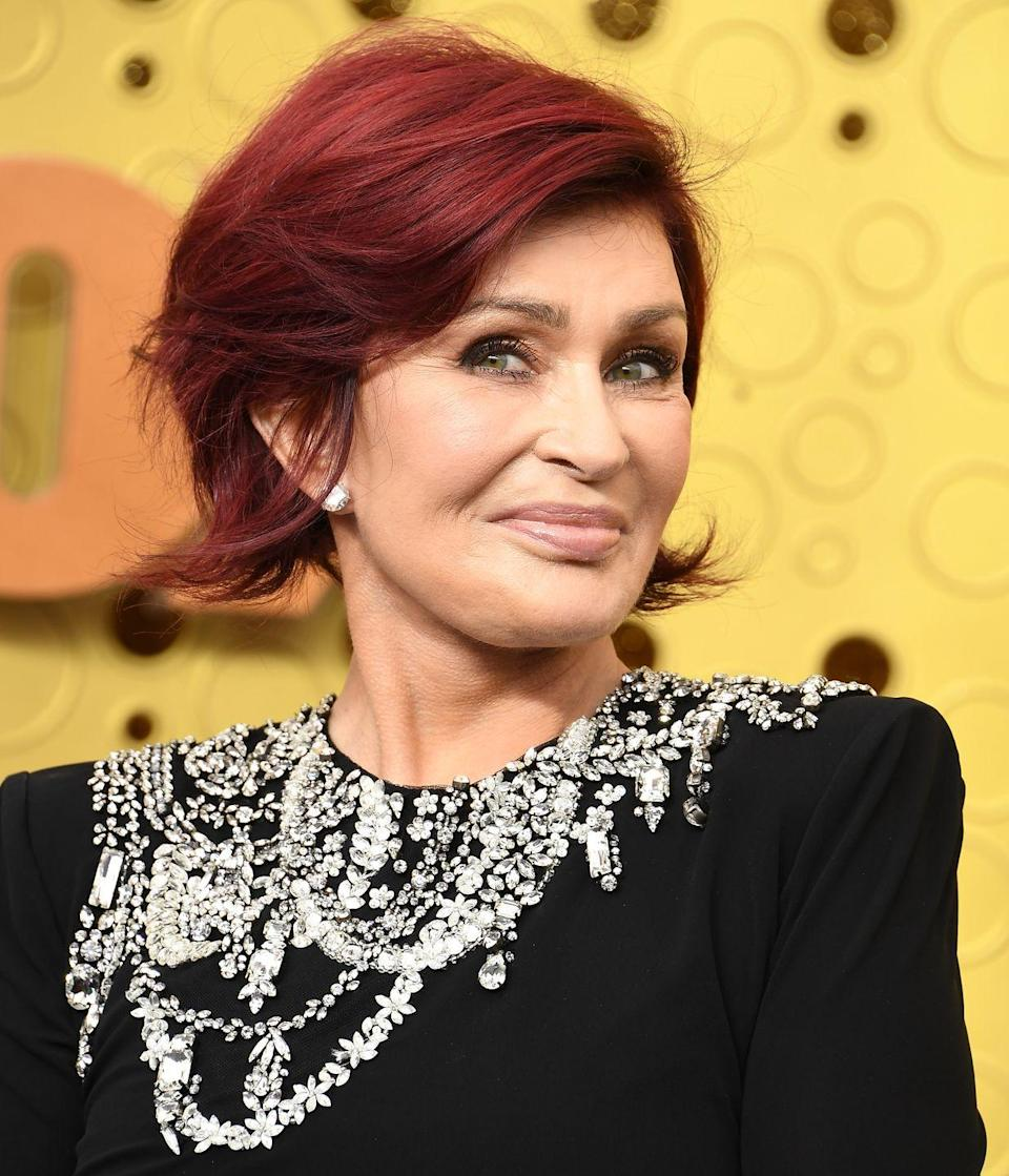 <p>The Osbourne family matriarch has been very busy bouncing between various TV gigs. She's held a seat at both <em>The X factor </em>and <em>America's Got Talent </em>judges tables, and most recently served as a host on <em>The Talk</em>. Next up: Osbourne will judge the vocals on <em>The Masked Singer</em>.</p>