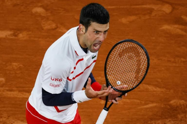 Ailing Djokovic 'feeling okay' after battling into French Open semi-finals