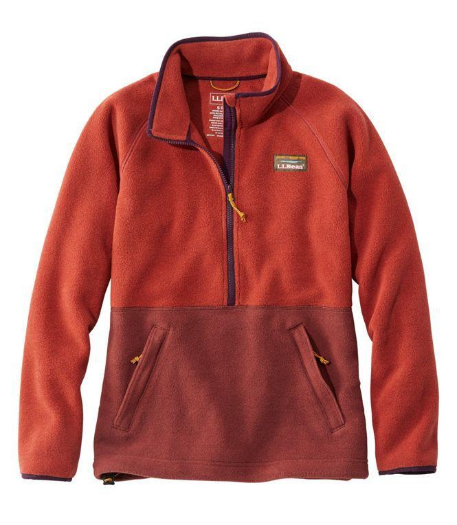 """<br><br><strong>L.L. Bean</strong> Mountain Classic Colorblock Fleece Pullover, $, available at <a href=""""https://go.skimresources.com/?id=30283X879131&url=https%3A%2F%2Fwww.llbean.com%2Fllb%2Fshop%2F120873%3Fpage%3Dwomens-mountain-classic-colorblock-fleece-pullover"""" rel=""""nofollow noopener"""" target=""""_blank"""" data-ylk=""""slk:L.L. Bean"""" class=""""link rapid-noclick-resp"""">L.L. Bean</a>"""
