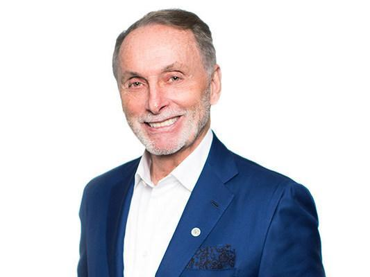 Barry F. Lorenzetti, President, CEO and Founder of BFL CANADA (CNW Group/BFL CANADA Risk and Insurance inc.)