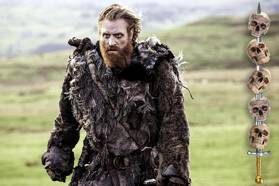 <p>The Wildling leader — whose attitude is as fiery as his red-hot beard — has now lost both of his strongest allies: Mance Ryder and Jon Snow. That leaves him in mortal danger from the currently leaderless Night's Watch, most of whom have little concern for protecting the citizens hailing from beyond the Wall. If he doesn't plot a hasty exit from Castle Black, the same traitors who offed Jon will likely point their swords in his direction.</p><p><i>(Credit: Helen Sloa/HBO)</i></p>