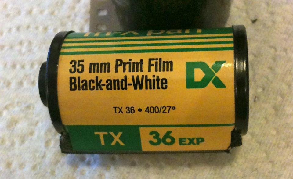 <p>Next came these nifty containers. It was a little annoying buying a new canister of film each time you wanted to take more pictures, but it's all that anybody knew. Plus we'd be lying if we said those black tube containers weren't super useful around the house.</p>