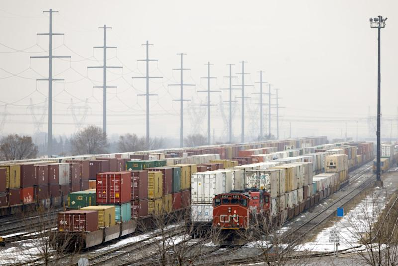 CN reaches tentative agreement with striking workers
