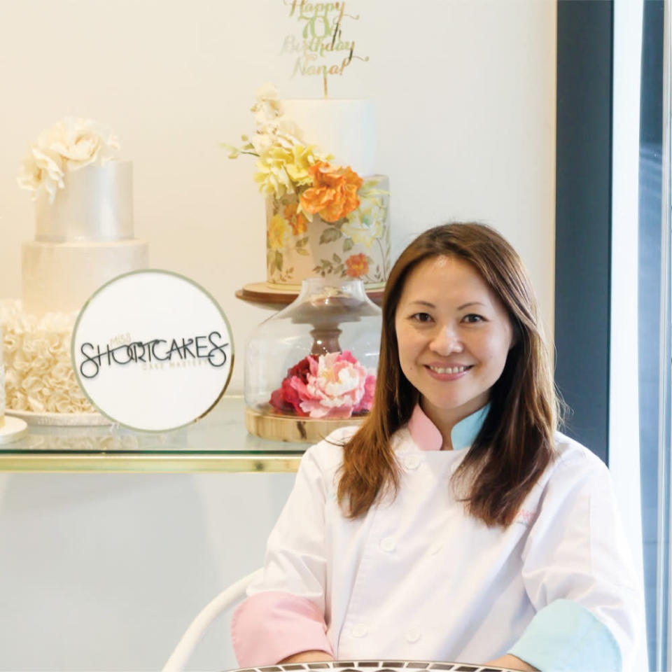 Jessica Ting, who founded Miss Shortcakes, said nearly all of its sales come from online orders. — Picture courtesy of Jessica Ting