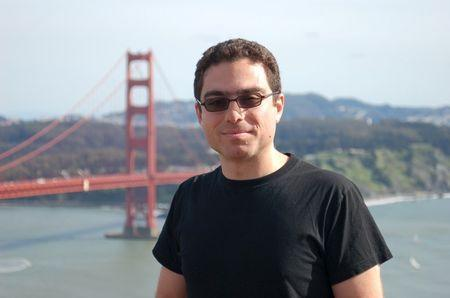 Iranian-American consultant Siamak Namazi is pictured in this photo taken in San Francisco, California in 2006, handout photo provided by Ahmad Kiarostami. REUTERS/Ahmad Kiarostami/Handout via Reuters