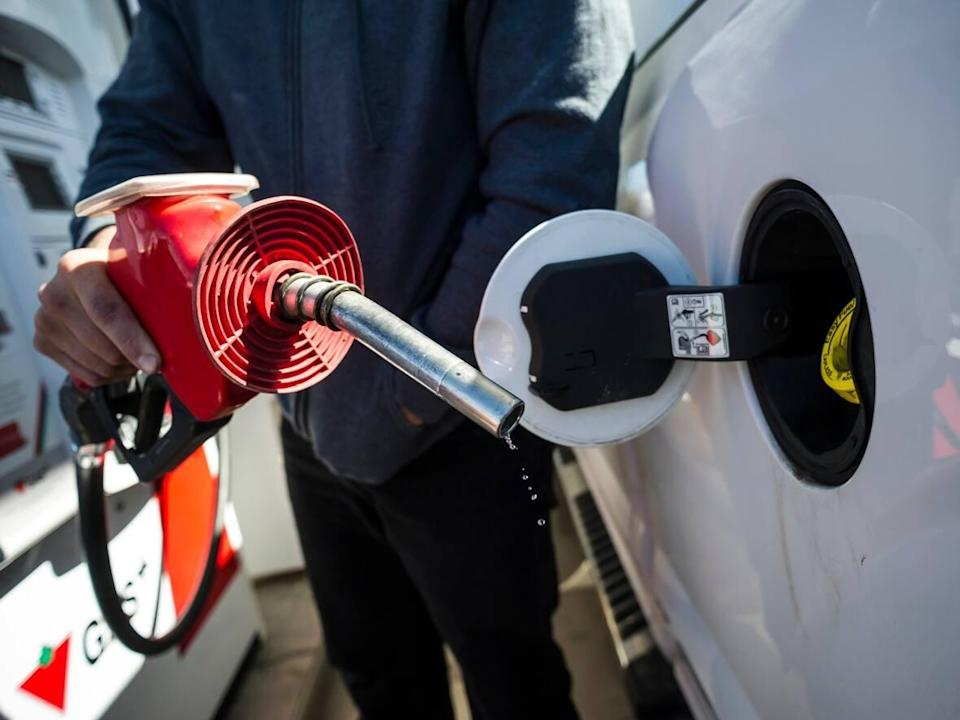 P.E.I. gas prices are now more than $1.40/litre. (Christopher Katsarov/The Canadian Press - image credit)