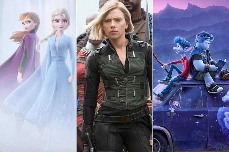 Here are the release dates for all announced Disney Studios films