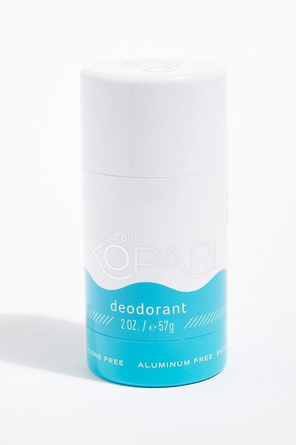 <p>Natural deodorant has taken the wellness world by storm. There are so many formulas available, but we've heard nothing but rave reviews about this <span>Kopari Beauty Coconut Deodorant</span> ($14).</p>