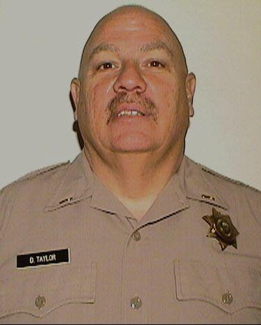 """""""Bo's loss will be felt throughout the prison, conservation camps and Department,"""" Derrick Taylor's colleague wrote. (Photo: Courtesy of the California Department of Corrections and Rehabilitation)"""