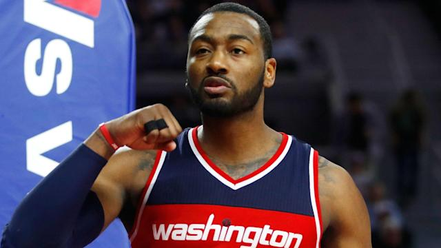 "John Wall said he plans to have ""no mercy"" on Lakers rookie Lonzo Ball after LaVar Ball's said the Wizards better ""beware."""