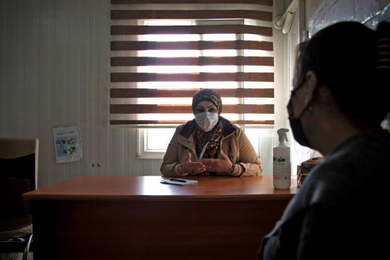 Bayda Othman is one of a tiny handful of psychologists in Iraq