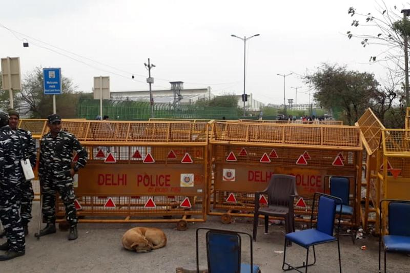 Covid-19: Authorities in Faridabad Restrict Movement of People from Other States, Districts
