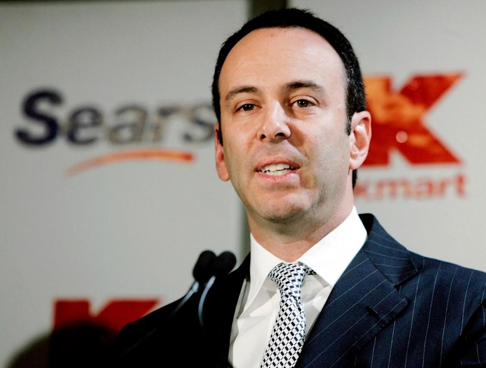 Billionaire and CEO of Sears Holdings Eddie Lampert